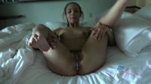 Her asshole feels amazing. The prize is a creampie in her pussy
